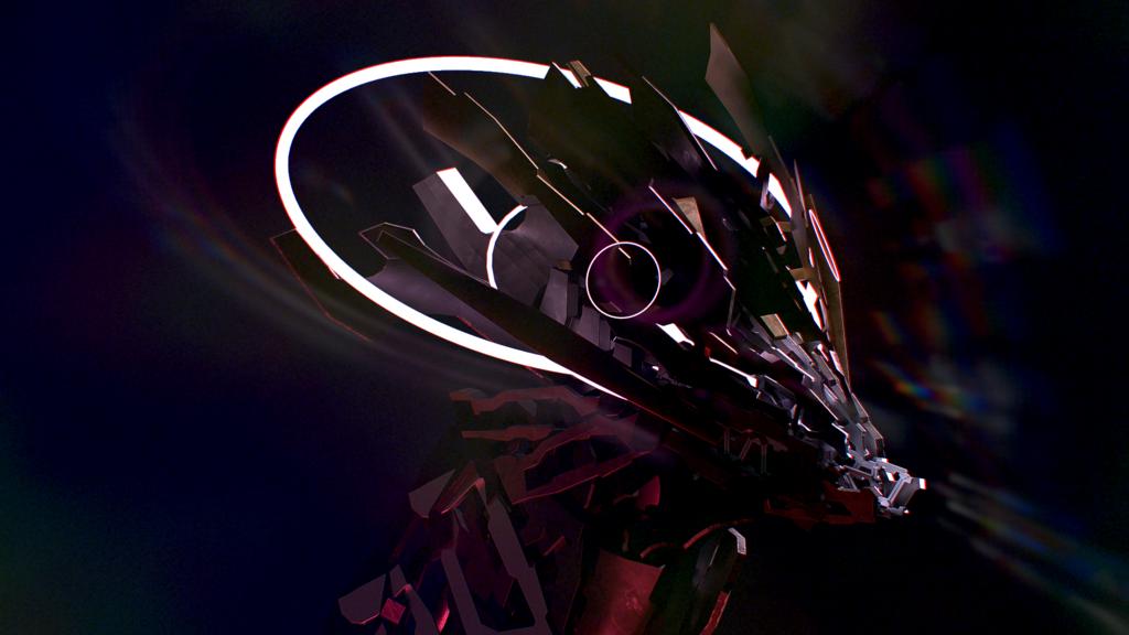 """試作型Orochi""""月蝕"""""""
