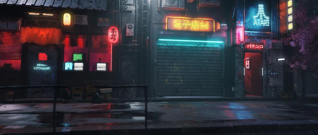 Environment - Street 1