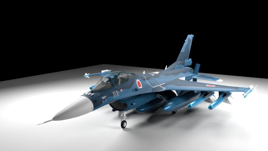 F2 支援戦闘機