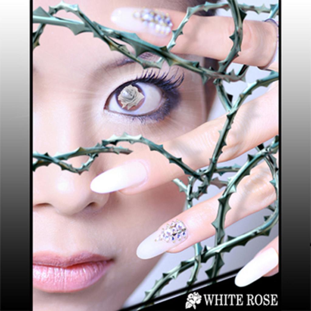 CDジャケット_WhiteRose