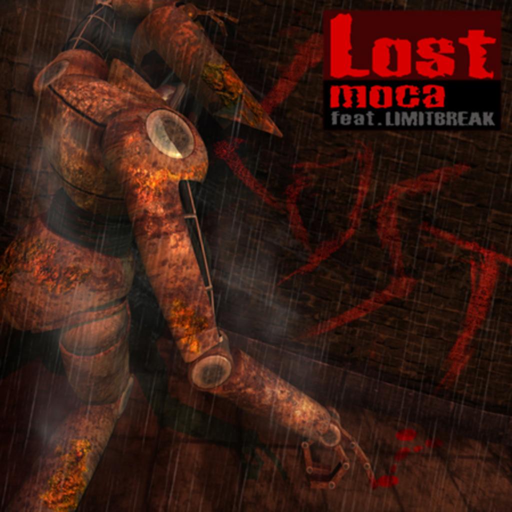 CDジャケット_Lost