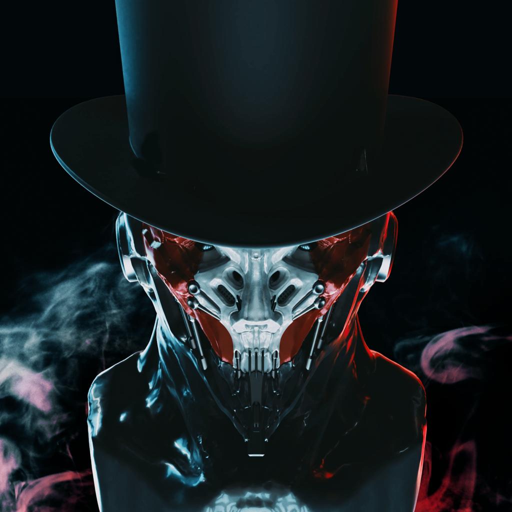 WIP - Cyberpunk Magician