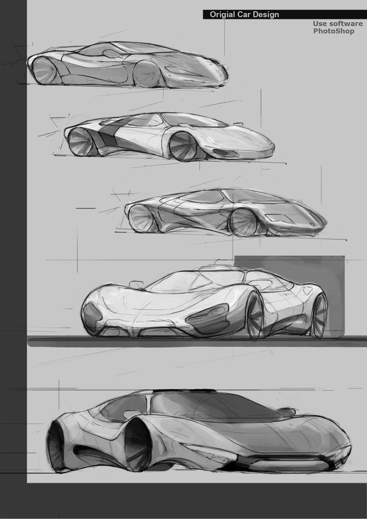 車_コンセプトデザイン