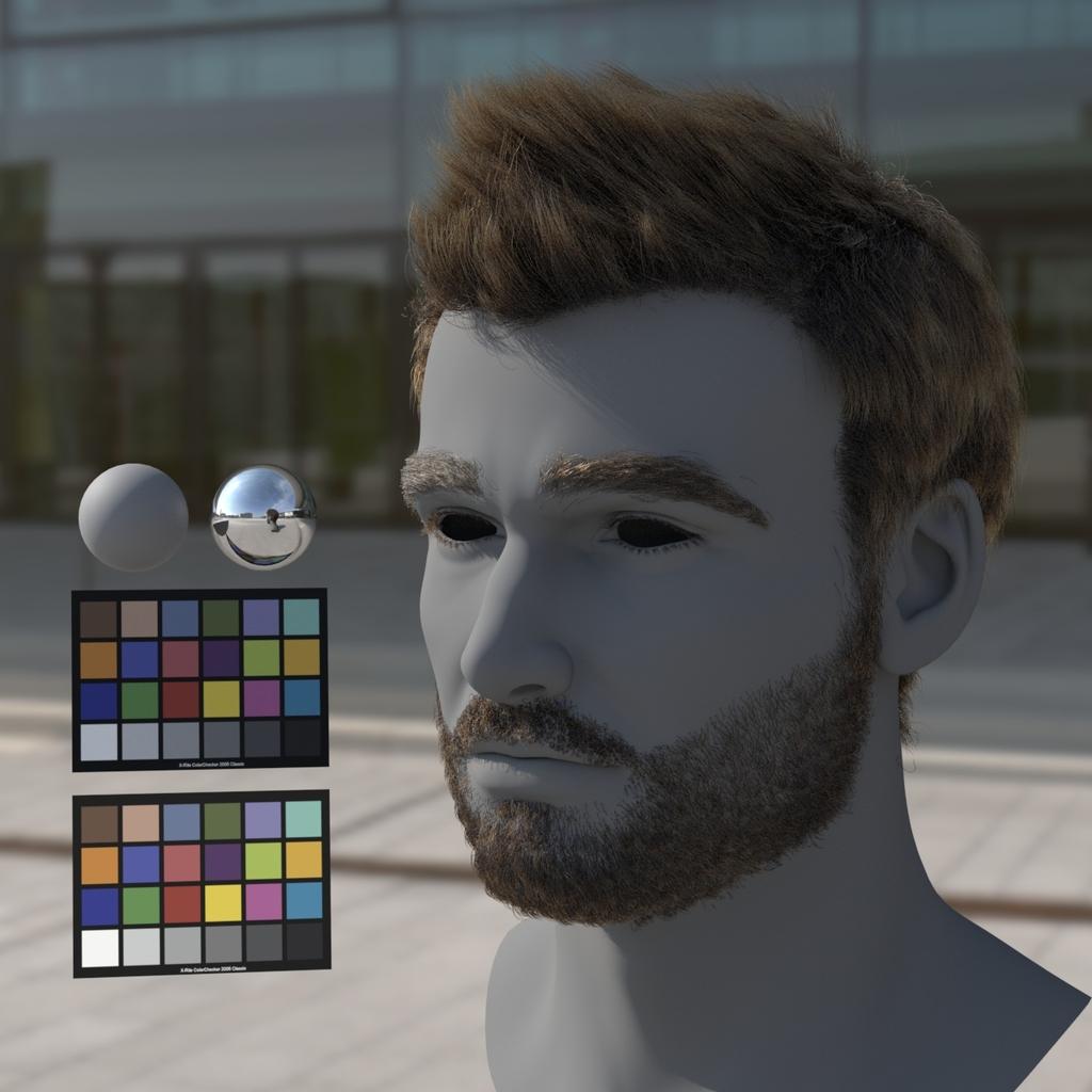 Xgen Grooming test