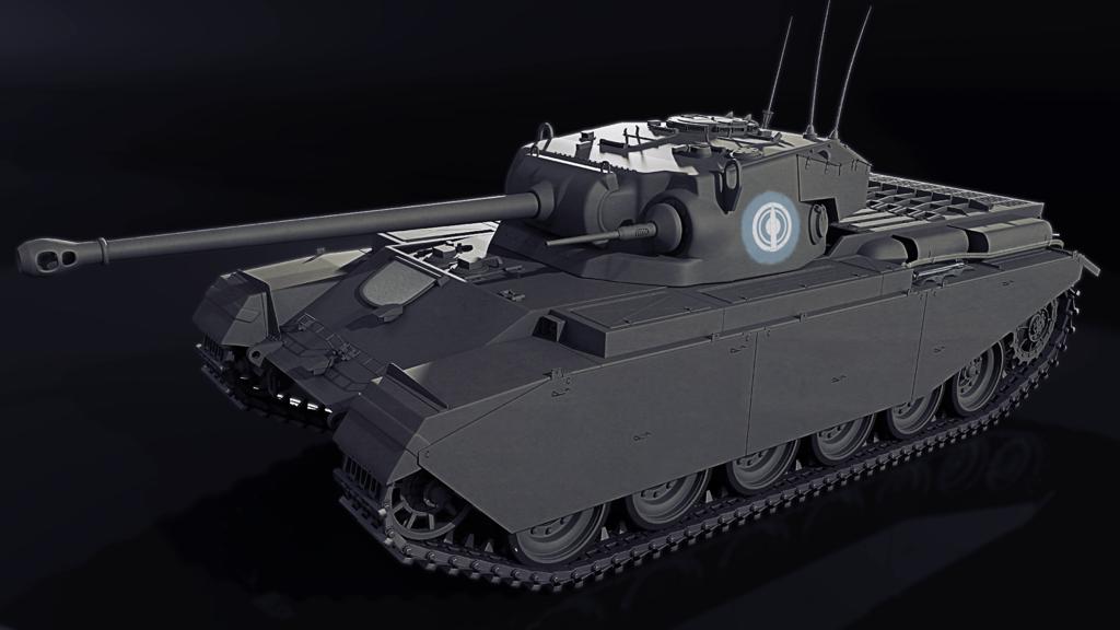 Centurion Mk.1(大学選抜仕様)