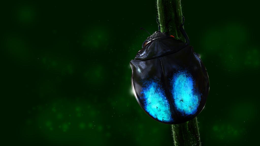 Fantasy Lady bug.