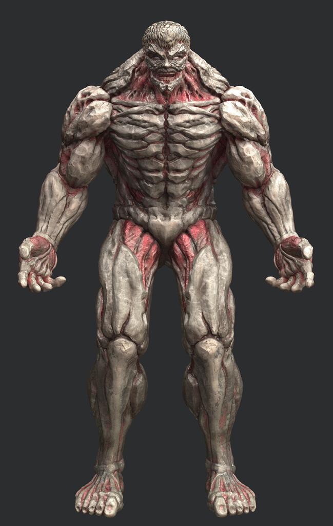 鎧の巨人5