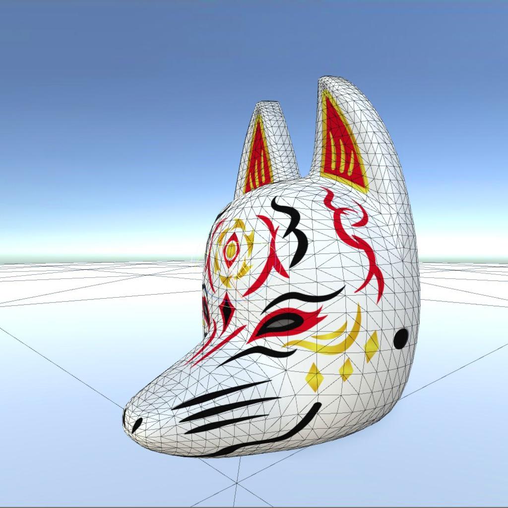 Fox Mask 狐面