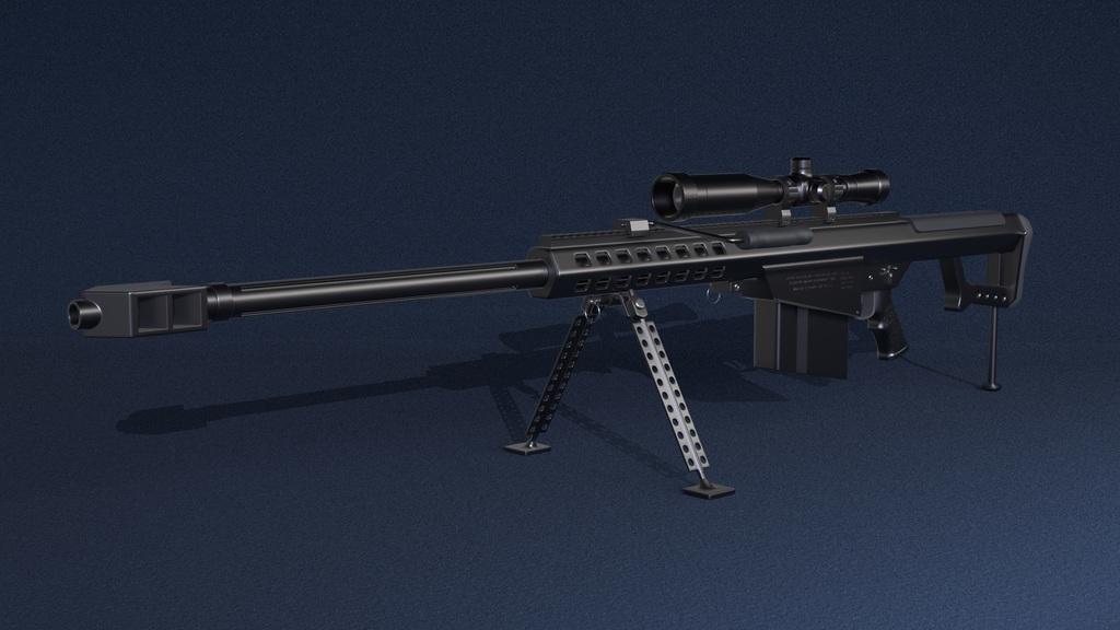 M82A1 Burrett