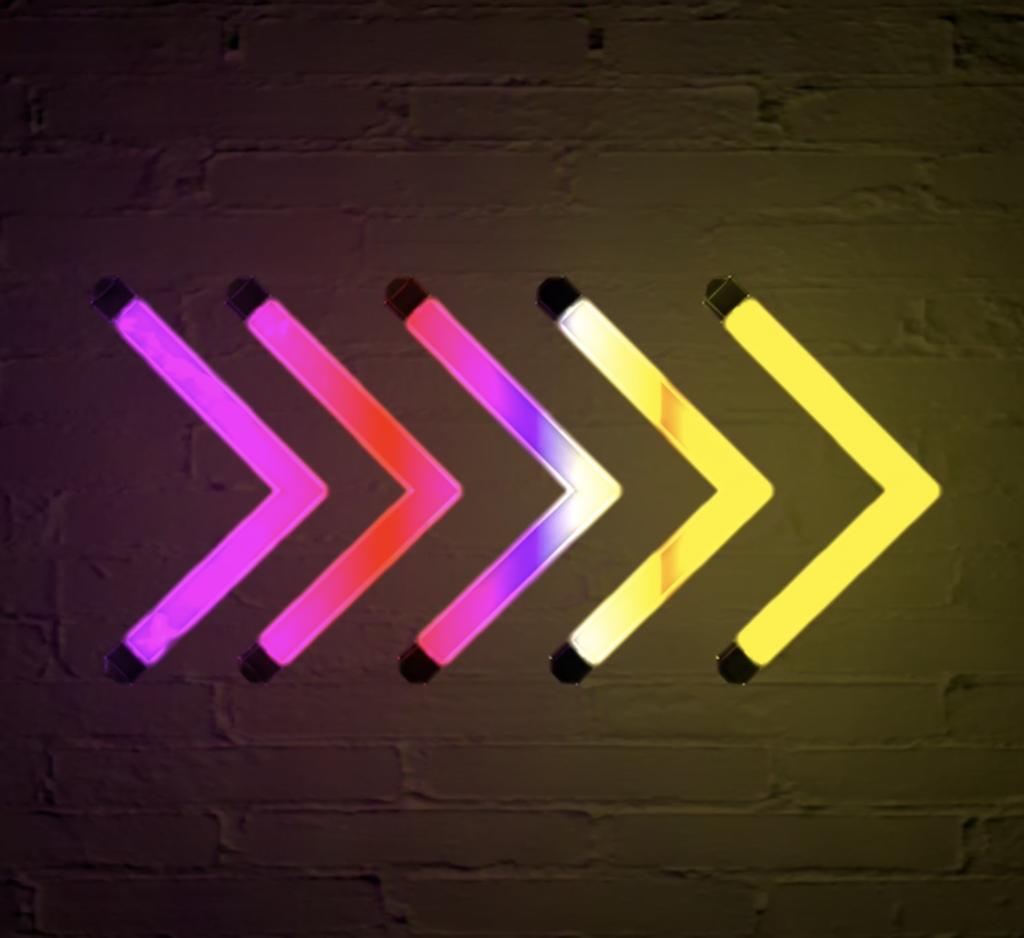 neon >>>>>>