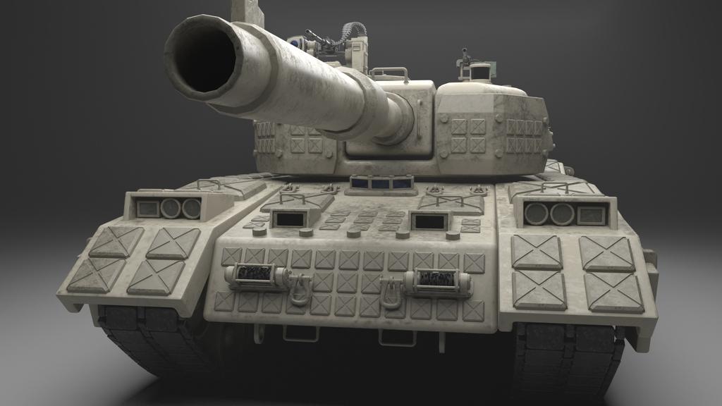 Original Tank No1