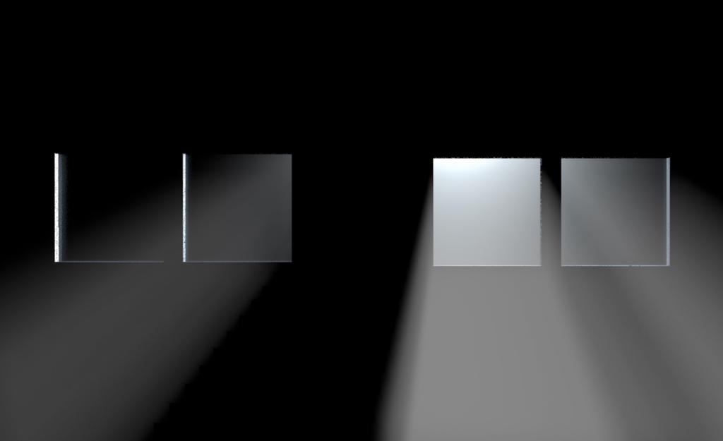 train window light