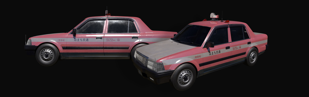 Taxi - for Autodesk Perfect Modeling Webinar