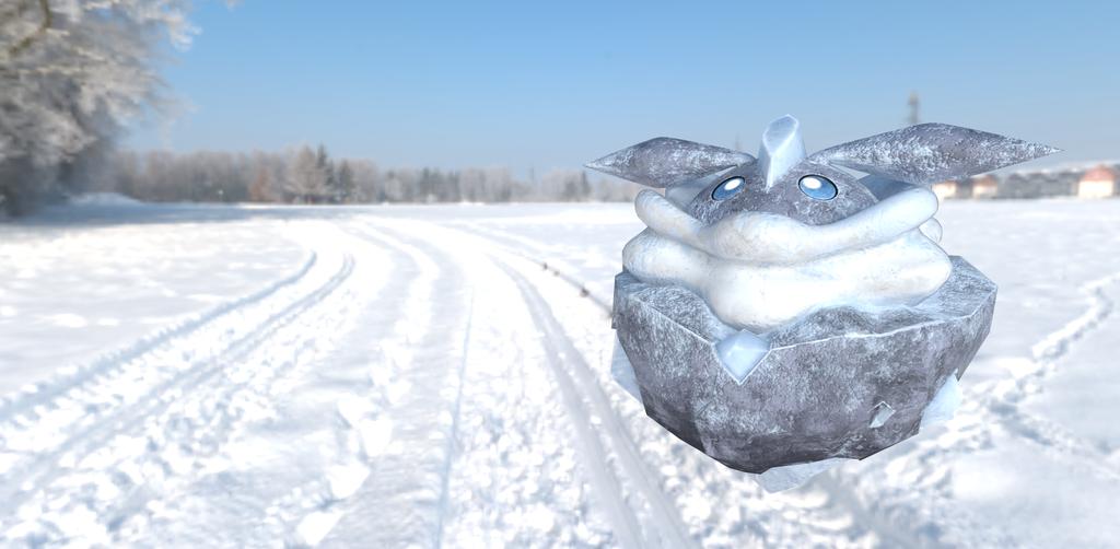 雪の国のメレシー
